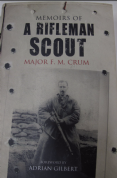 Book-Memoirs of A Rifleman Scout
